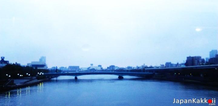 วิวแม่น้ำสุมิดะ