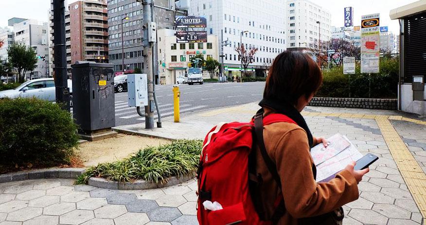 จัดกระเป๋าเที่ยวญี่ปุ่น