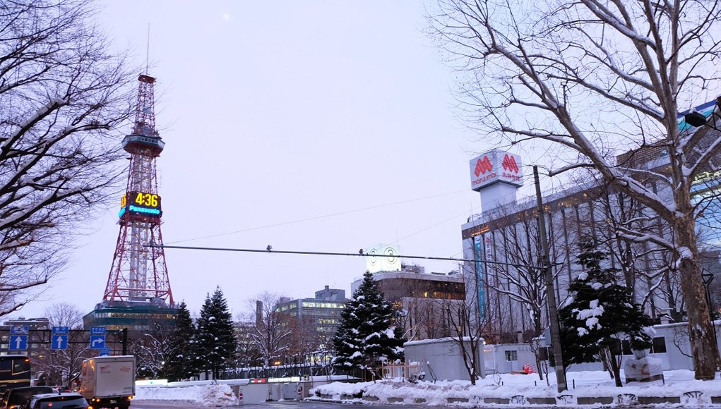 เมืองซัปโปโร (Sapporo City)