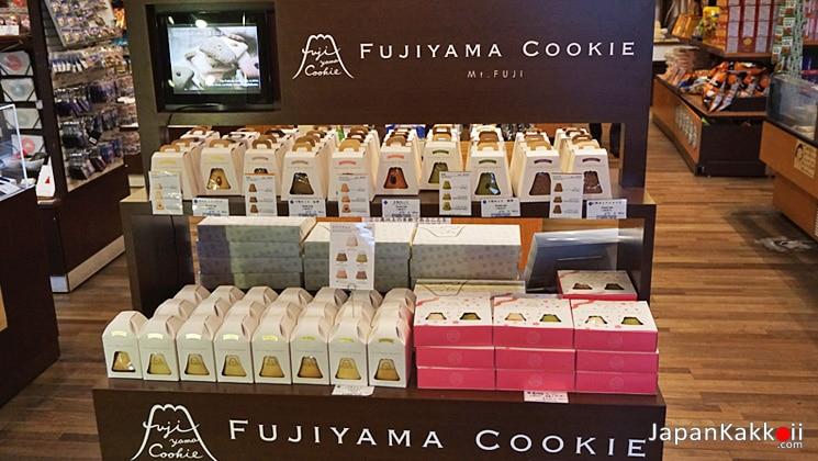 FUJIYAMA COOKIE Kawaguchiko Station