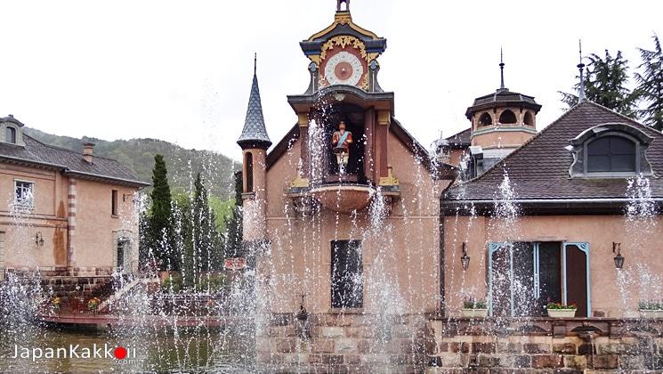 Carillon Square