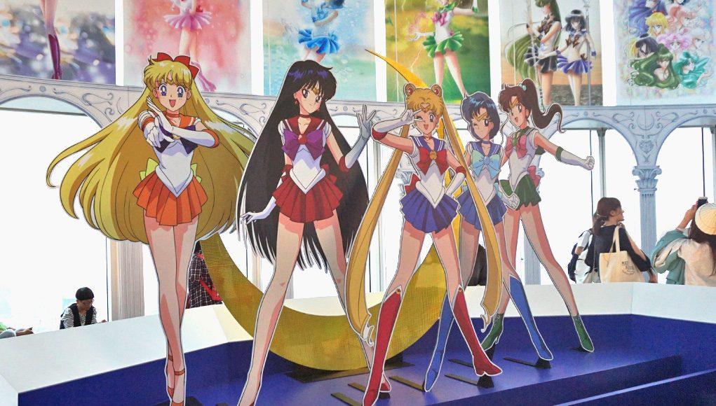นิทรรศการ Sailor Moon