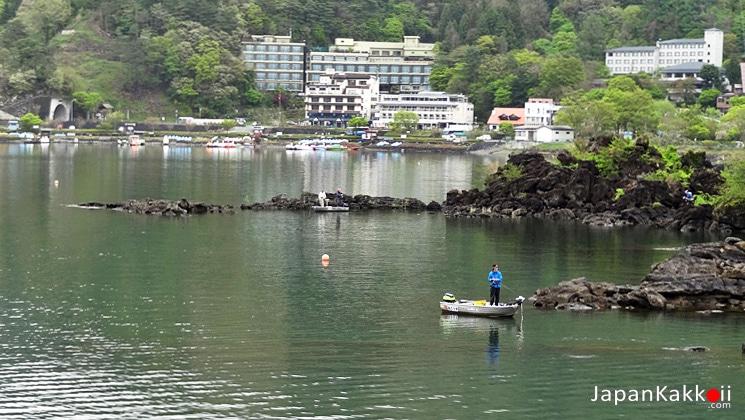 ทะเลสาบคาวากุจิโกะ