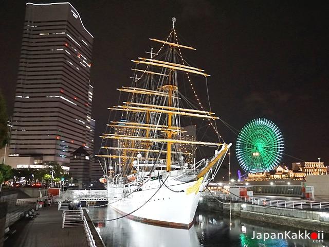 Nippon Maru - Yokohama Port Museum