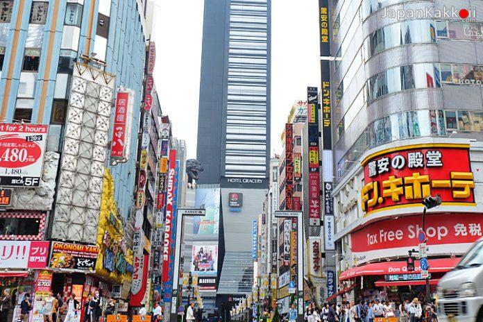 ร้านขายของฝากที่ไม่ควรพลาดเมื่อไปเที่ยวญี่ปุ่น