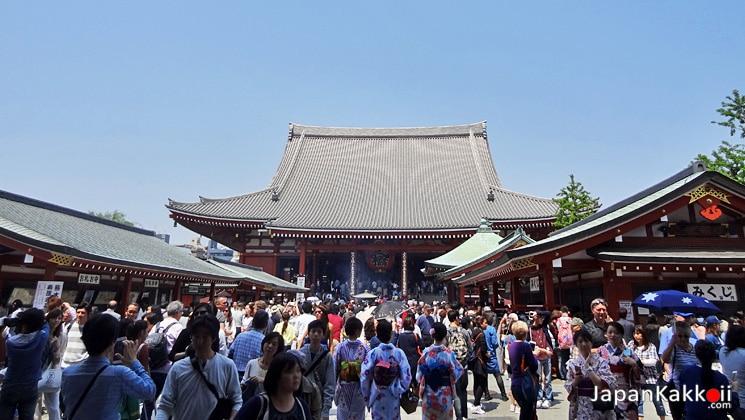 วันอาซากุสะ (Asakusa Sensoji Temple)