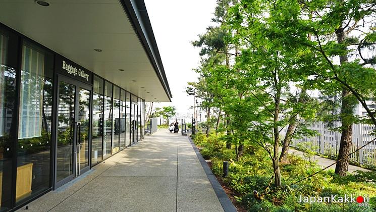 พื้นที่ด้านนอกอาคาร