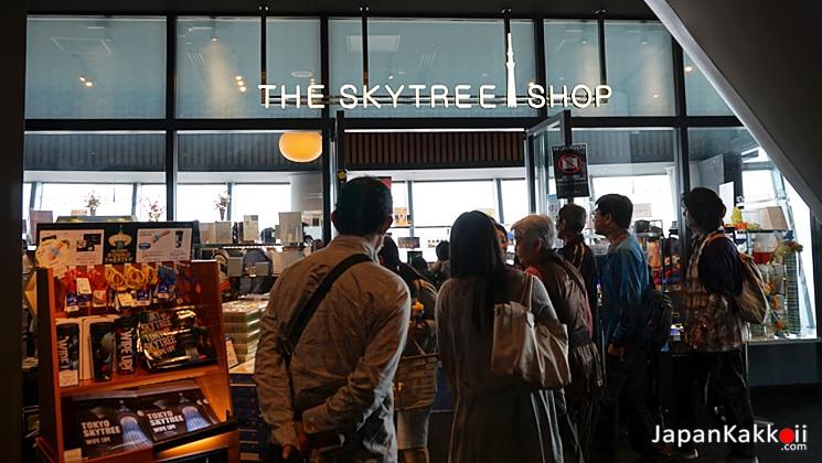 TOKYO SKYTREE SHOP