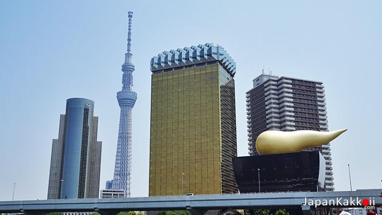 Tokyo SKYTREE - Asahi Beer Tower