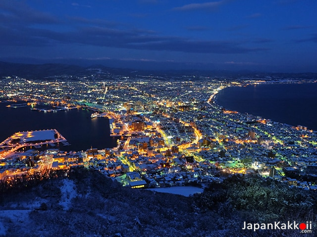 ฮาโกดาเตะ (Hakodate)