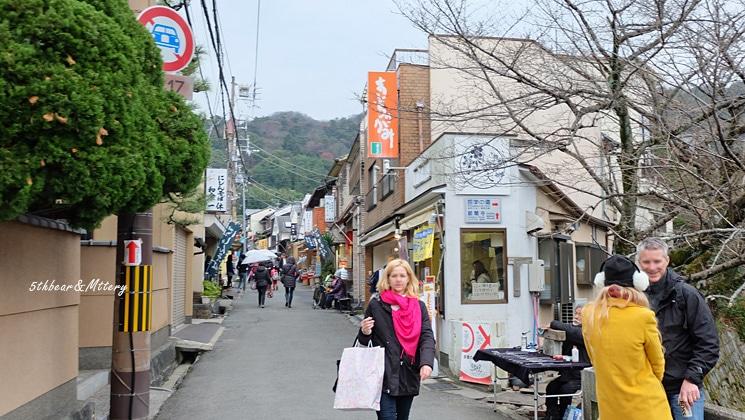 ถนนหน้าวัดกินคะคุจิ