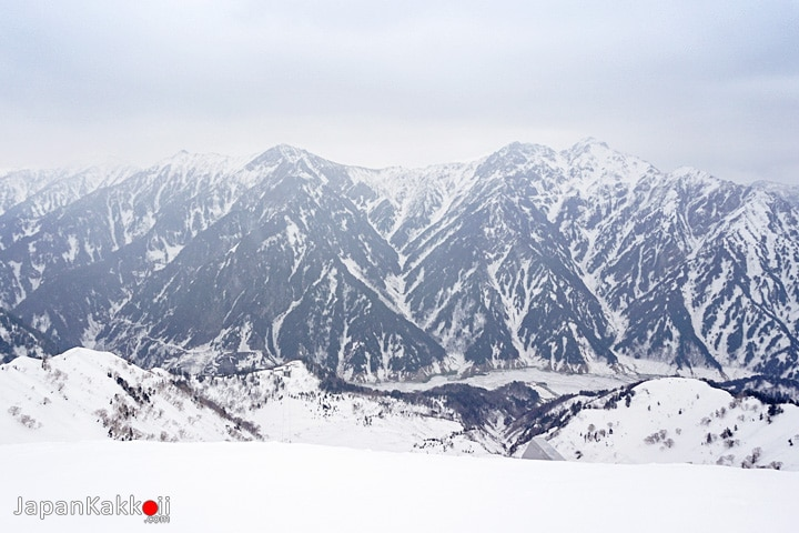 เทือกเขาแอลป์ญี่ปุ่น