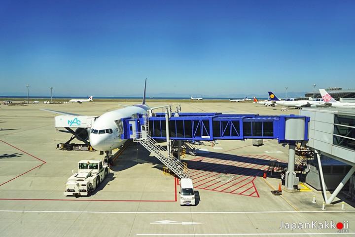สนามบินชูบุเซ็นแทรร์ (Chubu Centrair Airport)