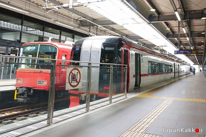Meitetsu Trains