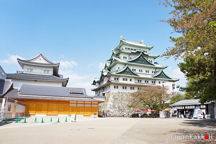 ปราสาท Nagoya