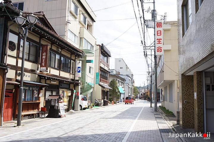 Takayama Ekimae Chuo Dori