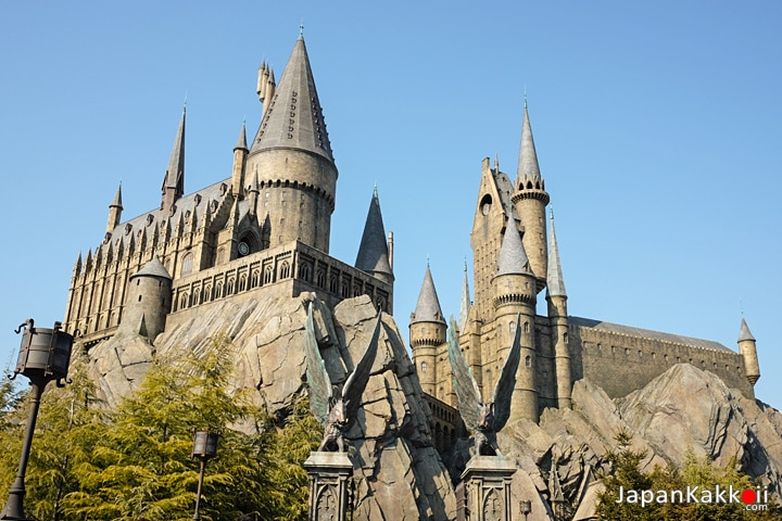 USJ - Hogwarts Harry Potter