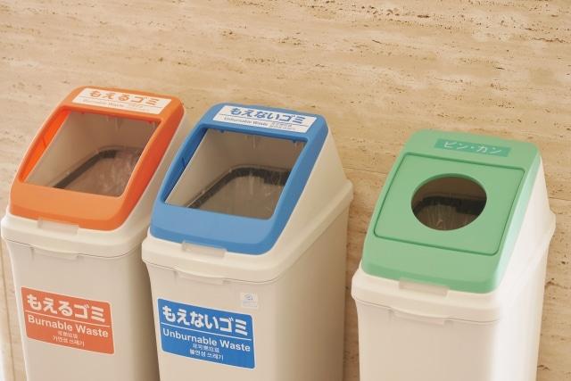 การแยกขยะที่ญี่ปุ่น