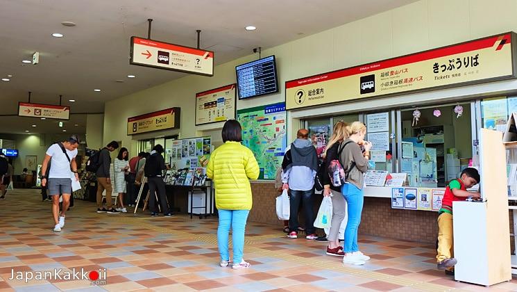 Togendai Ropeway Station