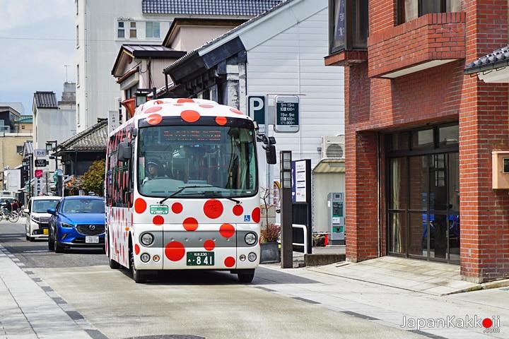 รถบัสเที่ยวเมืองมัตสึโมโต้