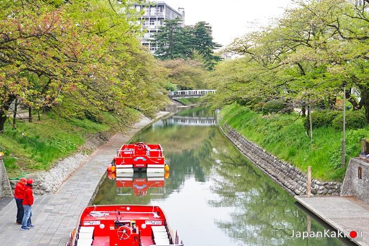 แม่น้ำมัตสึคาวะ (Matsukawa River)