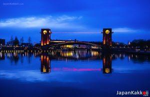เที่ยวโทยาม่า (Toyama) - Fugan Unga Kansui Park