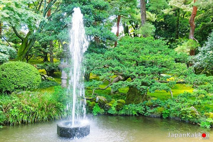 น้ำพุธรรมชาติ
