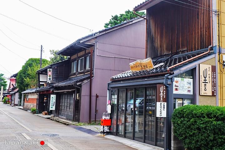 Tera-machi Kanazawa
