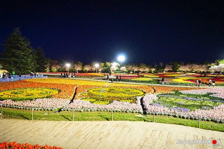 สวนดอกไม้ Anpanman