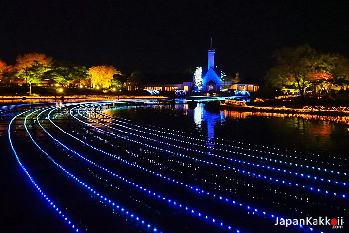 Nabana no Sato : Winter Illumination