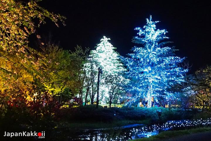 ต้นไวท์คริสต์มาส