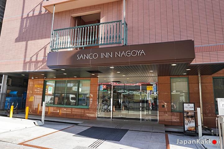 Sanco Inn Nagoya - Shinkansenguchi