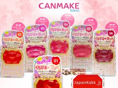 รีวิว CANMAKE Lip & Cheek Gel