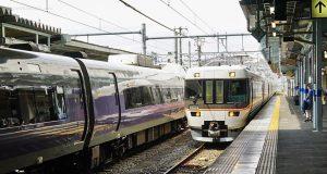 มัตสึโมโต้ไปนาโกย่า (Matsumoto → Nagoya) ด้วยรถไฟ JR