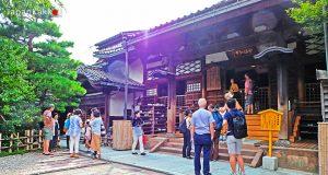Myouryu-ji (Ninja Temple) Kanazawa