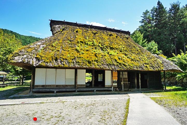 Tomita's House