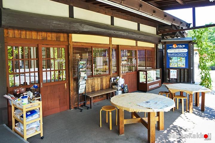 Hida Takayama Crafs Experience Center