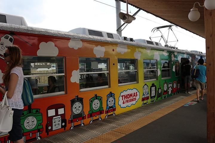 รถไฟโทมัส