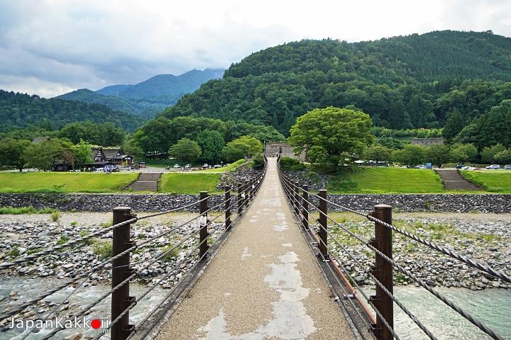 สะพาน Deai-Bashi