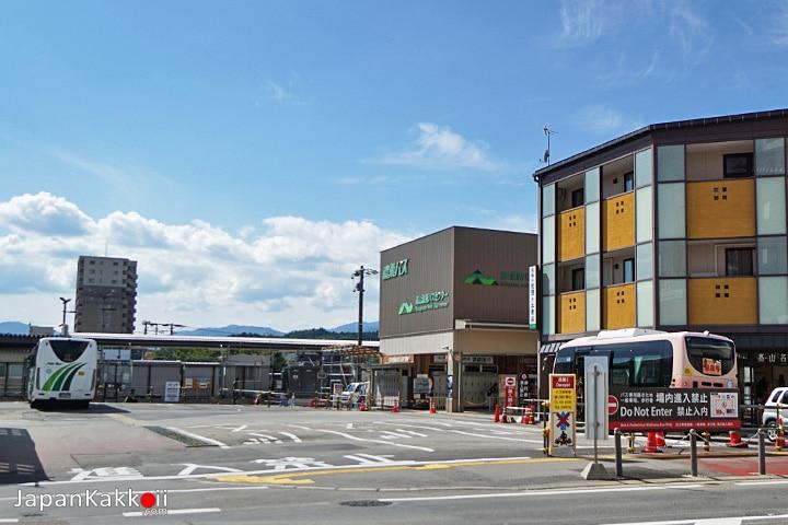Takayama Nohi Bus Center