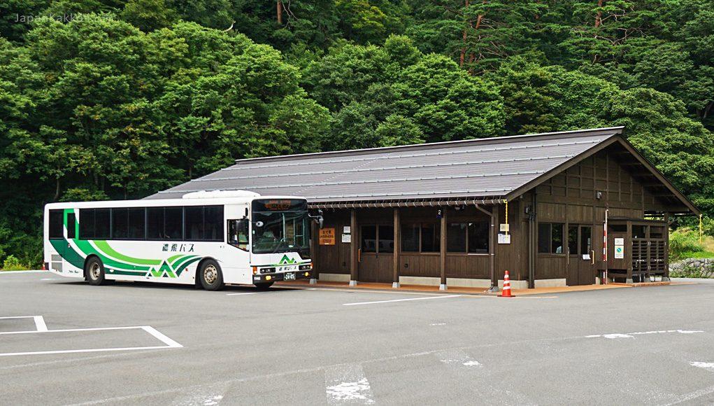 ทาคายามาไปชิราคาว่าโกะ (Takayama → Shirakawa-go)