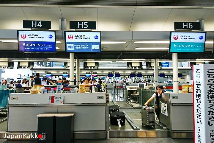Japan Airlines Central Japan International Airport