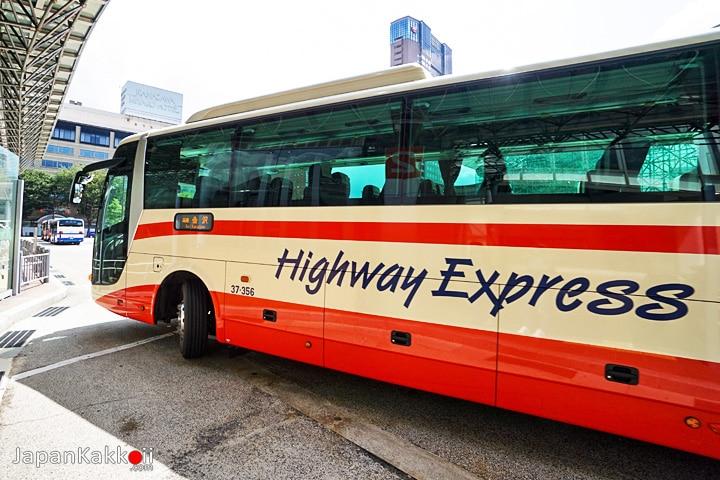 Kanazawa Highway Bus