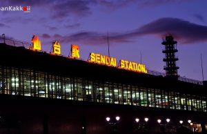 โตเกียวไปเซนได (Tokyo → Sendai)