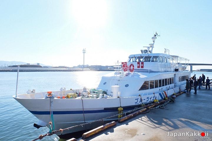Ishinomaki - Tashirojima Ferry