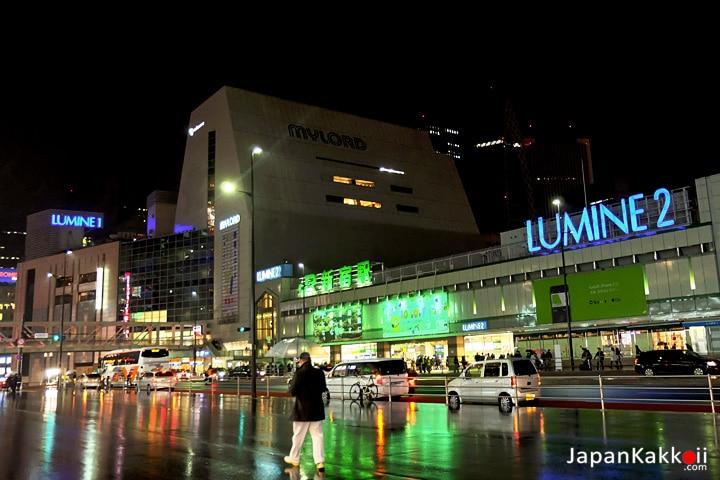 JR Shinjuku