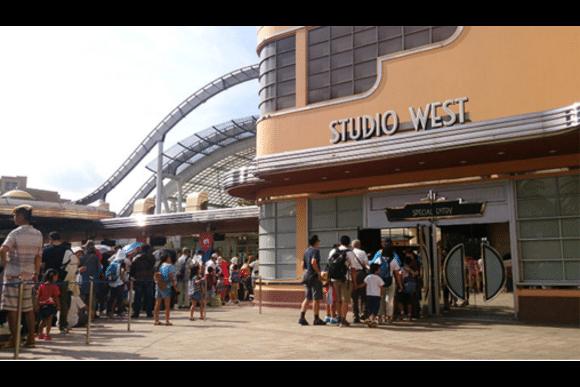 USJ Studio West