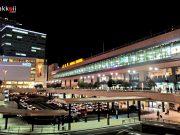 JR Sendai Station