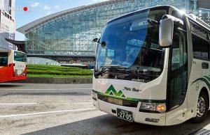Kanazawa ↔ Shirakawa-go Bus