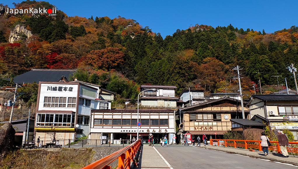 เซนไดไปยามาเดระ (Sendai → Yamadera)